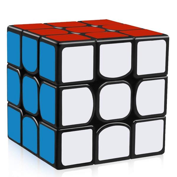 MASCARELLO® 3x3x3 Magic Cube Логическая головоломка Mind Education, 3x3 Speed Cube Игровая игрушка Классический кубический подарок
