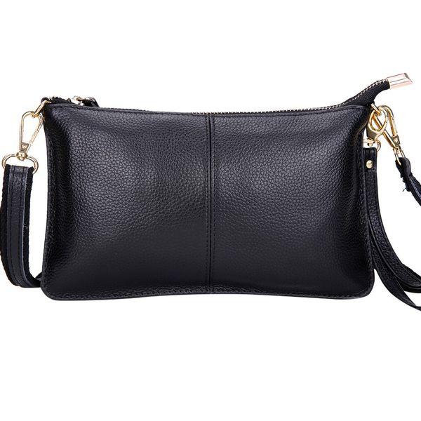 KKMHan Brand Women Ladies Leather Solid Shoulder Handbag Tote Messenger Satchel CrossbodyBag Dropshipping bolsas feminina