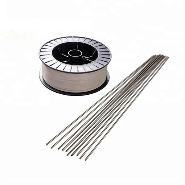 Rifornimento della fabbrica Saldatura filo di titanio grade2 titanio 7 fili filo da pesca e nichel filo di titanio di buona qualità vendite calde Shanxi