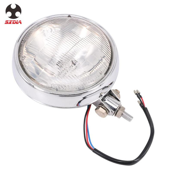 Universal Motorcycle Headlight Headlamps Head Lights Assembly Lamp Headlamp For Electric Vehicles