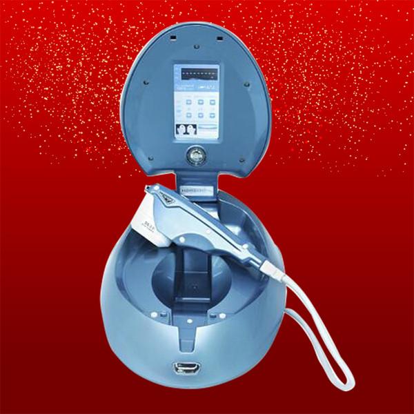Lady Christmas gift sell Portable HIFU Machine High Intensity Focused Ultrasound Face Lifting Anti Aging HIFU Beauty Equipment