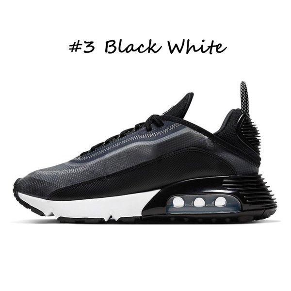 #3 Black White
