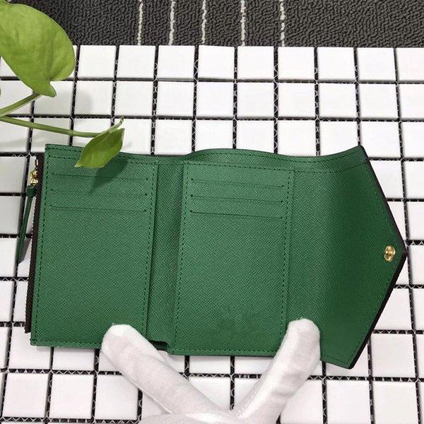 Verde con caja