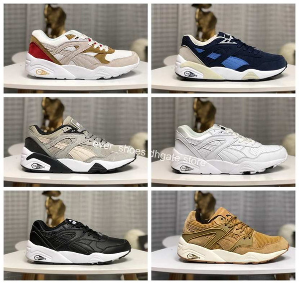 the latest a91c1 6ad0b 2019 New Creepers High Quality Trinomic BLAZE OF GLORY SOFT Shoes New Men  Women Running Basketball Trainer Casual Sneakers Size 36 44 Kd Basketball  ...