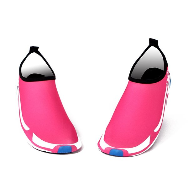 Women Men Barefoot Quick-Dry Water Shoes Water Sports Aqua Shoes Summer Seaside Sneakers For Swim Pool Beach Surfing