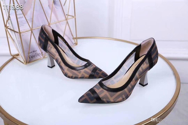 20MM Pointed Toe WOMEN Thin Heel SHOES 6cm Heels Pointed Toe Patent Leather Wedding Party SHOES Woman Big Size 41 LISY1