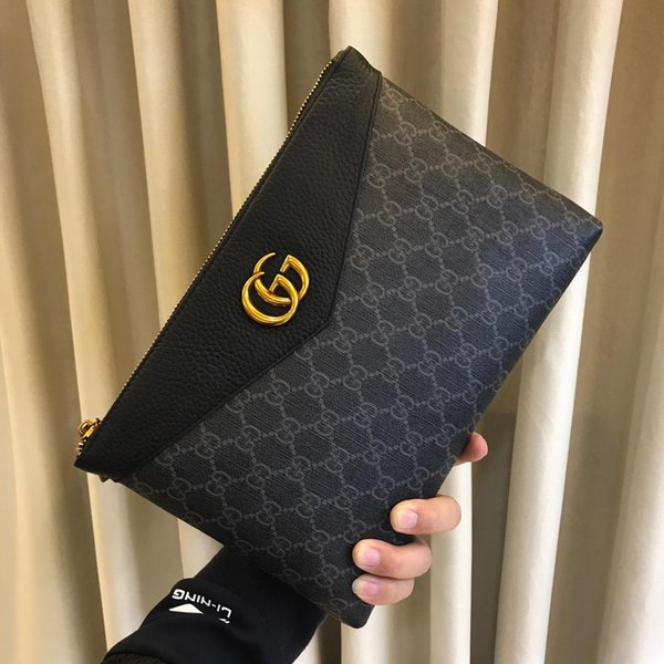 2019 9317 nouveau sac à main FEMME WALLET CHAIN hommes PORTEFEUILLES PURSEWomen sac à main épaule Totes Mini sac à main Exotiques 29cm