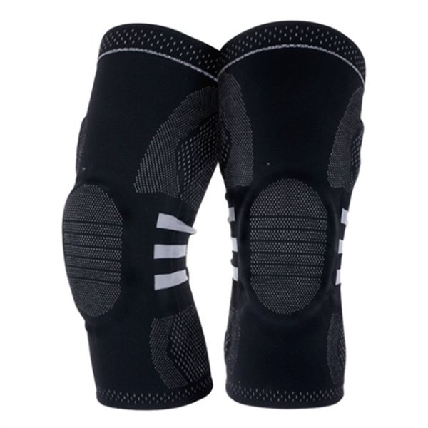 Elastic Sports Leg Knee Support Brace Wrap Protector Knee Pad High QualityKnee Support Brace Leg Arthritis Injury Gym Sleeve #40184