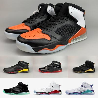 En kaliteli Mens 270 Shattered Arkalık basketbol ayakkabıları Beyaz kutu EUR 40-46 ile / Siyah-Denizyıldızı Üzüm hava uçuşlar proto spor ayakkabıları botlar