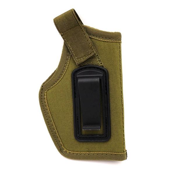 Outdoor tactical gear green IWB hidden tactical holster belt