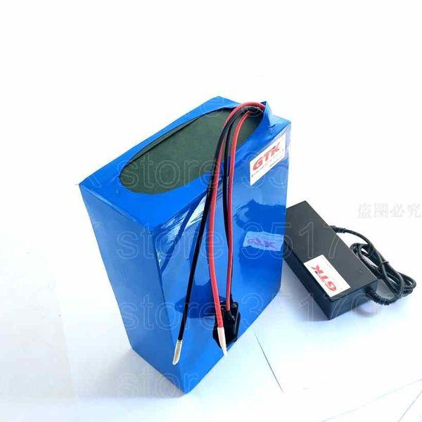 48v 12ah lifepo4 batterie 48v 500w batterie de vélo électrique 48v 10ah batterie au lithium 52v accu 20A BMS + chargeur 58.4v