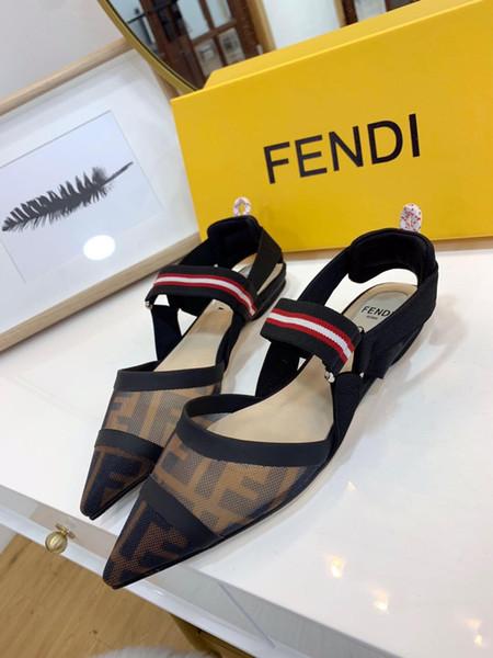 11Desig Марка Сандалии Модные женские сандалии женские С КОРОБКОЙ Роскошные цветочн