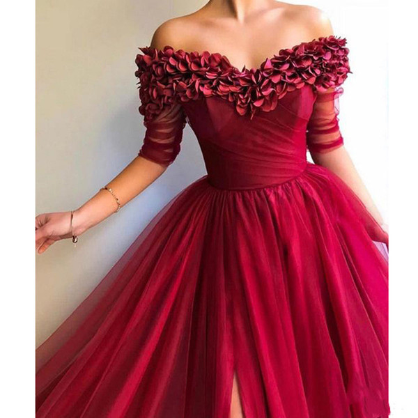Rose side solid color word collar sexy solid color mesh evening dress dress slim long dress hot products factory direct sales