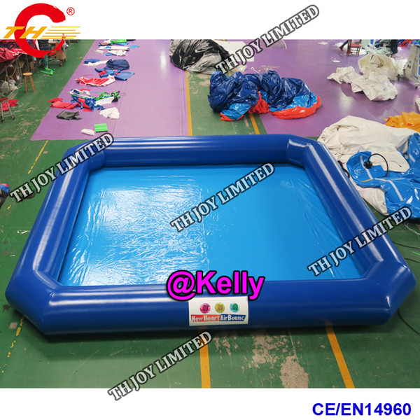free shipping inflatable swimming pool for kids, commercial pvc tarpaulin inflatable water pool, summer inflatable pools