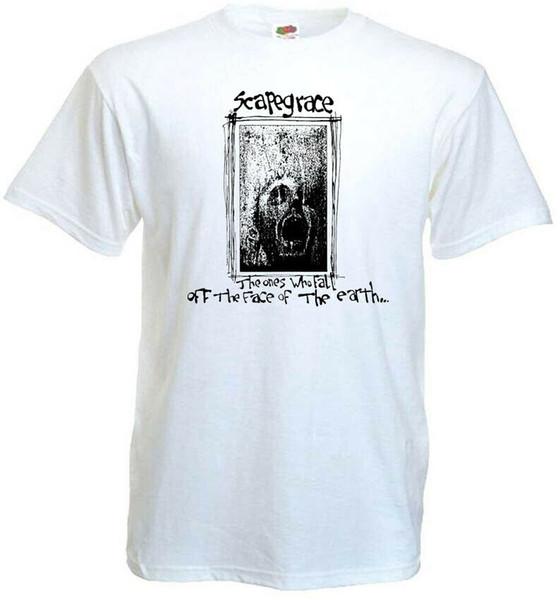 Patife os que caem ... T-shirt punk hardcore branco todos os tamanhos S-5XL