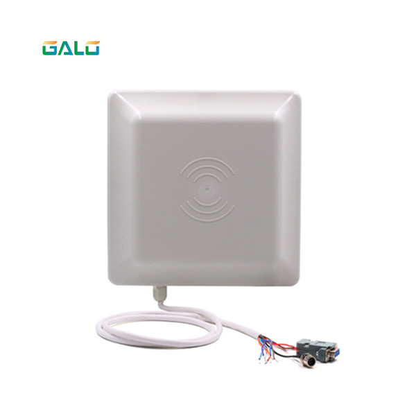 2019 UHF RFID Card Reader 6m Long Distance Range With 8dbi Antenna  RS232/RS485/Wiegand TCP/IP Read Integrative UHF Reader From Kingjoin02,  $108 55 |