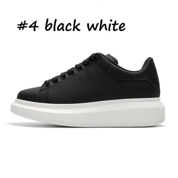 4, nero, bianco