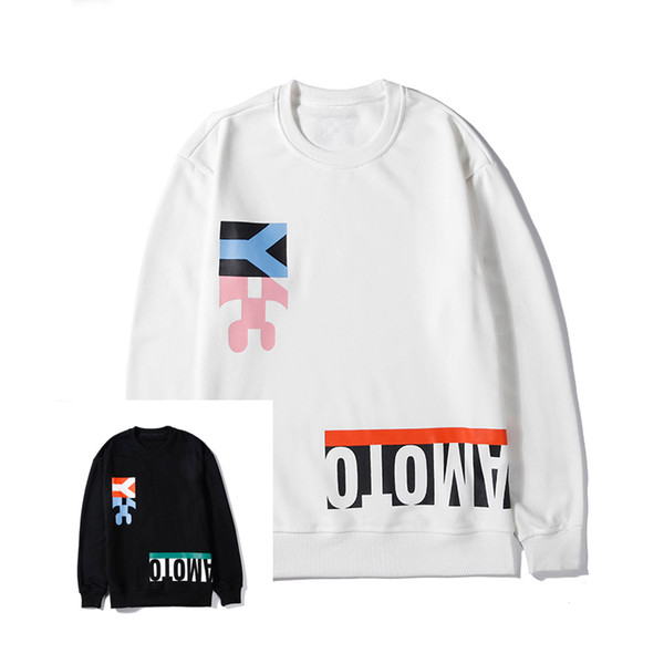Fashion Brand Mens Women Designer Sweatshirt Luxury Long Sleeve Pullover Sport Casual Brand Top Quality Casual Street Style M-2XL B100008L