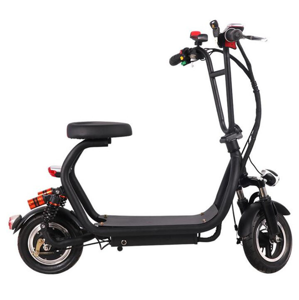 best selling Manufacturers new electric car adult mini folding car electric motorcycle long-distance running king balance scooter Manufacturers new elect
