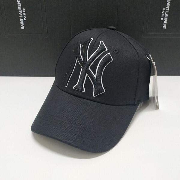 Mais novo Chegada 2018 raro bonés de beisebol de luxo Kanye West Saint Pablo cap Bordado bonés snapback osso verão golf chapéus 6 painel