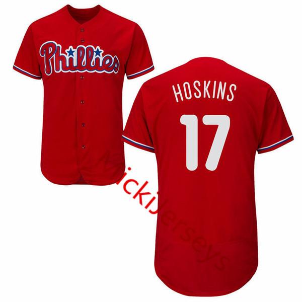 17 Rhys Hoskins