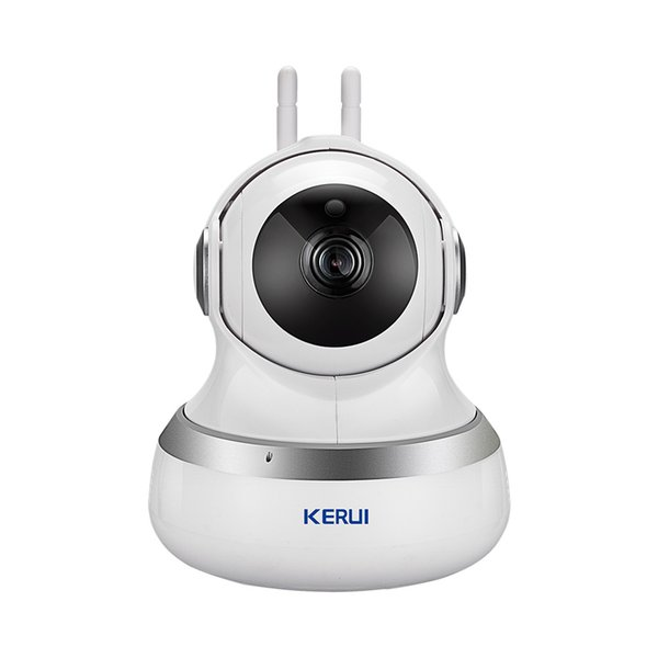 KERUI Indoor Wireless 1 0MP HD 720P IP Camera WiFi Home Security  Surveillance Camera Cloud Night Vision Motion Detection