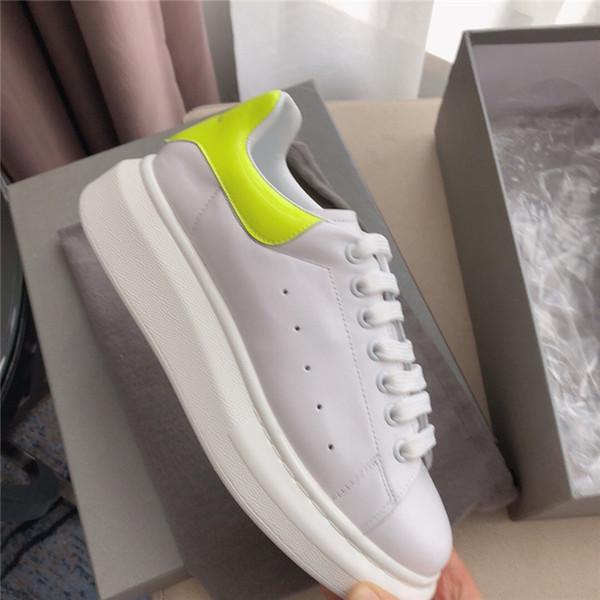 3 M yansıtıcı İNGILTERE erkek tasarımcı kraliçe MC ayakkabı 2019 moda lüks tasarımcı kadın ayakkabı Parti Platformu rahat sneakers EUR 36-45