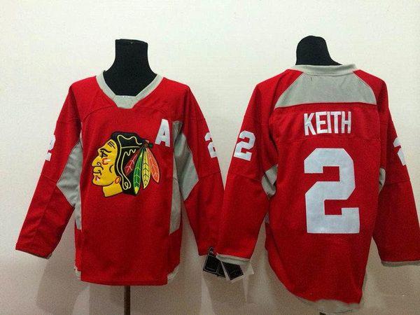 2 Keith (A) Красный