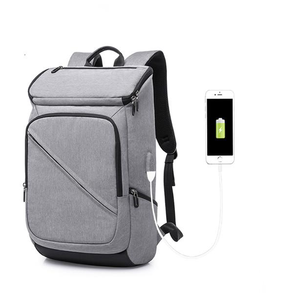 2019 fabrica bolsos para portátiles deportes plegables para hombre personalizados inteligentes que viajan mochila impermeable mochila escolar portátil