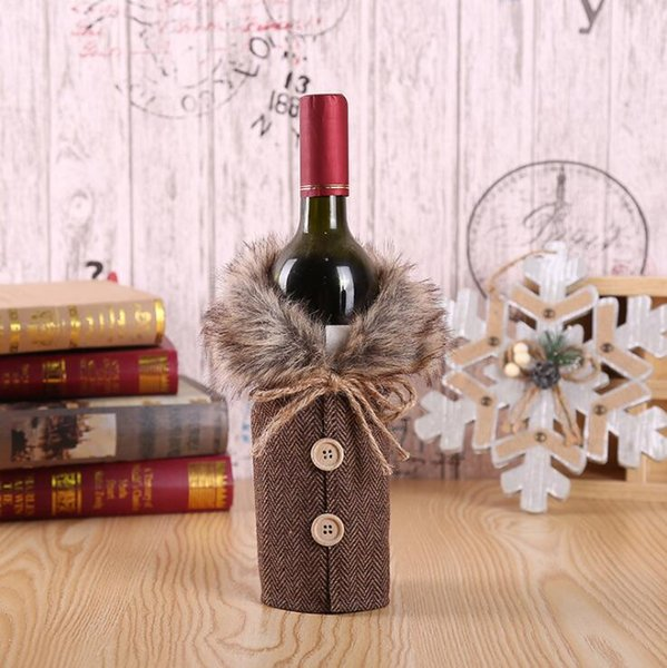#2 Wine bottle covers