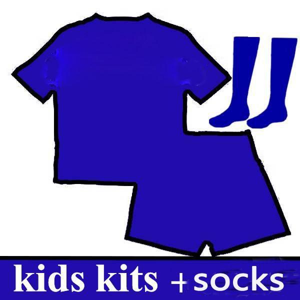 kits de jersey niños + calcetines
