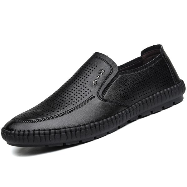 zise247 New Fashion Leather Men Shoes Moccasin Men Loafers Brand Casual Shoes Spring and Autumn Sales Can you send me picture Can you send