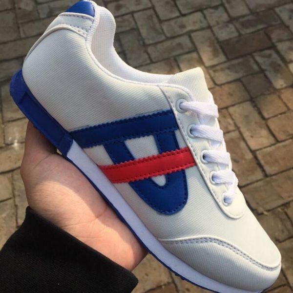 Yeni renkler Marka Erkekler Kadınlar Düz taban plakası doğrudan satış iş renkler süperstar ayakkabı rahat ayakkabı çift ayakkabı Çocuk spor ayakkabısı
