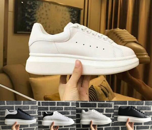 Hombres Mujeres Aumento de la altura Zapatos ocasionales Moda transpirable Plataformas cuñas impermeables Plataforma Zapatos planos Estabilidad Nueva llegada