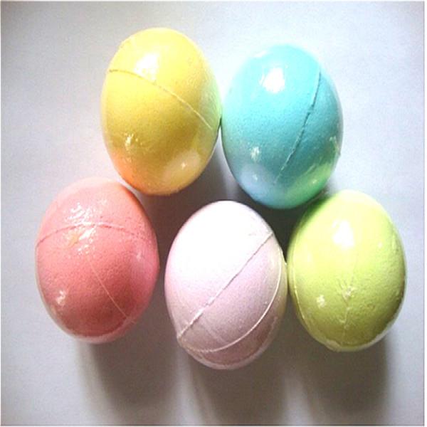top popular 10g Random Color! Natural Bubble Bath Bomb Ball Essential Oil Handmade SPA Bath Salts Ball Fizzy Christmas Gift for Her 2021