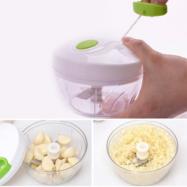 Meat Vegetable Manual Multi Function Food Chopper Slicers Accessories Kitchen Gadgets Onion Cutter Q190524