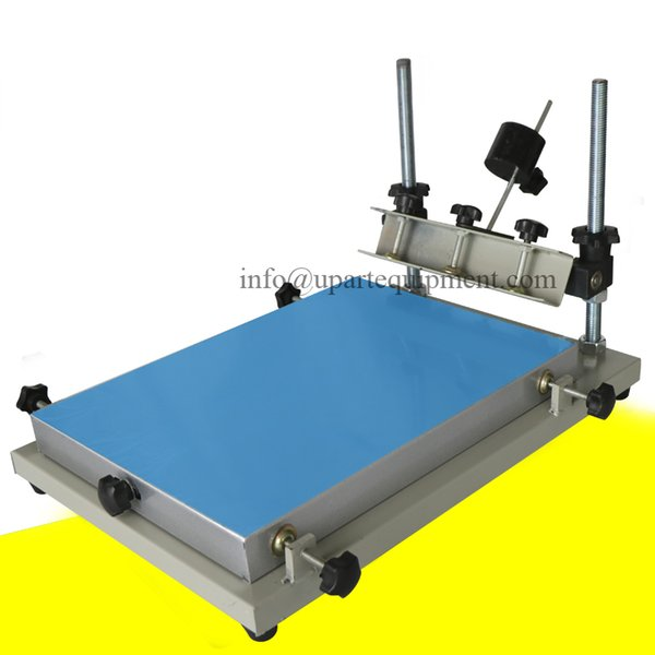 screen printer manual,cd silk screen printer,flat printer,mpm printer