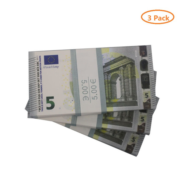 5 euros (3pack 300pcs)