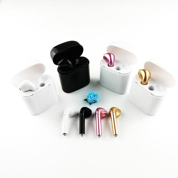 Bluetooth-Headset tragbares drahtloses Headset mit Ladebox Mini-Bluetooth-Headset Typ Universal TWS-Kopfhörer