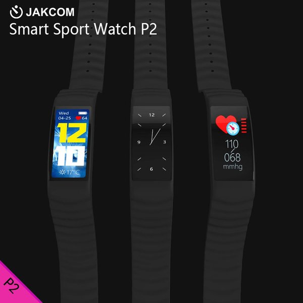 JAKCOM P2 Smart Watch Hot Sale in Smart Watches like good luck gift league for horse 4g watch phone