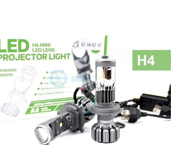 Left-Hand Drive H4 HB2 9003