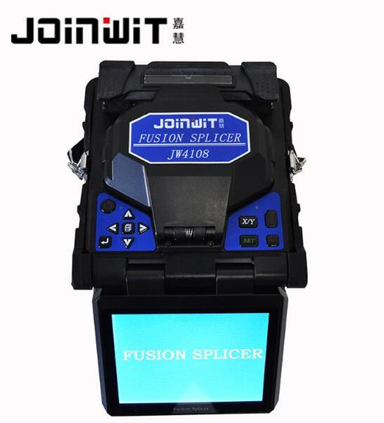 Сварочный аппарат для оптоволокна JoinWit JW4108 Сварочный аппарат для оплавления оптических волокон