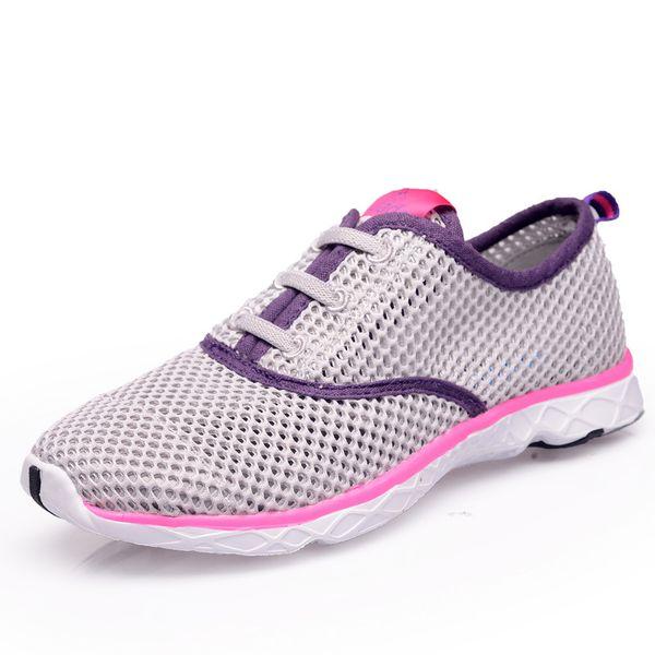 café respirable del verano de los hombres de los zapatos ocasionales del amortiguador ligero zapatos para caminar al aire libre de agua Zapatos De gran tamaño 14 zapatillas mujer Sapato