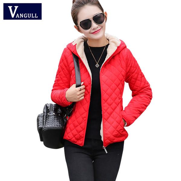 giacca invernale donna con cappuccio in pile solido cappotto 2017 primavera autunno sottile tuta sportiva femminile breve cerniera studente jaqueta femminile