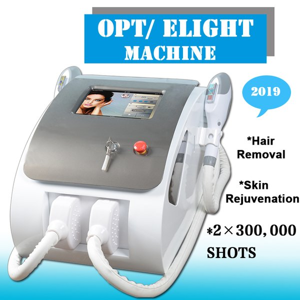 macchina di depilazione del laser di ipl di depilazione della macchina di ipl Macchina di depilazione del laser di ipl della macchina di cura di pelle di Elight