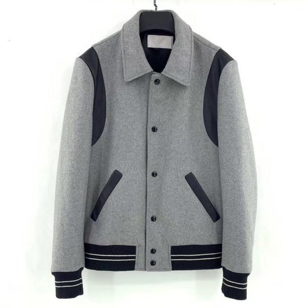19FW Luxury European Panelled Printing Jacket Fashion And Comfortable Coat Couple Women And Mens Designer High Quality Jackets HFXHJK039