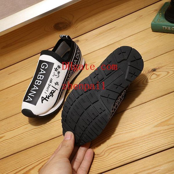 2019 Paris Stretch boys girls Knit Mid Sneakers Socks Shoes Casual Loafers Running Shoes Sneakers kids shoes Sports Boots yz-3
