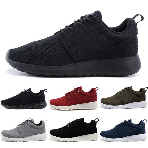 47799056f NIKE ROSHE ONE deportivas de diseño para mujer para hombre zapatillas de  deporte de moda Caminatas