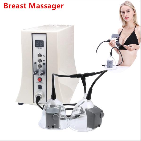 Más caliente de mama ampliación de vacío Terapia de ahuecamiento del extremo del dispositivo de elevación de la cadera de elevación de senos máquina del masaje masajeador Enhance