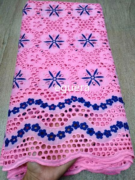 швейцарский шнурок маркизета в швейцарии розовый французский кружевной ткани брод котон африка нигерия кружева дубай ткань европейская мода 5 ярдов